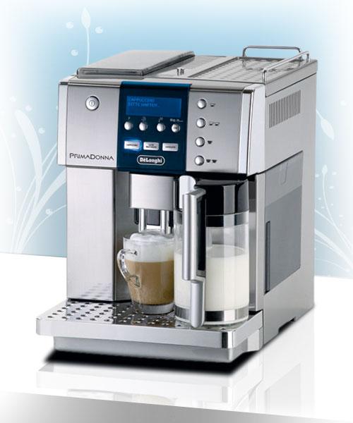Delonghi ESAM 6600 - Bean to Cup
