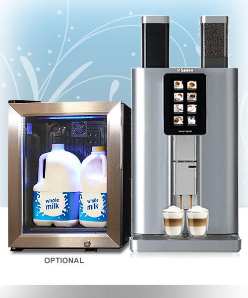 Saeco Nextage - Master Horeca - Cappuccino Vending Machine